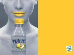 Volvic Water Ad