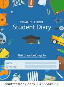 School Diary Cover Page Designs Google Search School Diary Diary Covers Cover Pages