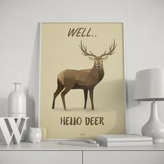 Well hello dear - Pun - Quotes