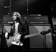 Eric Clapton | by Gered Mankowitz