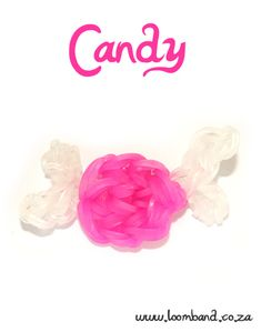 Candy Charm Loom Band tutorial,http://loomband.co.za/?p=6514&preview=true