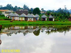 Lac municipal de la ville de Dschang