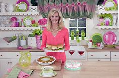 Pork Roast and Cranberry Dressing by Sandra Lee from Sandra Lee Semi-Homemade Money Saving Slow Cooking