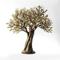 Valaes' olive tree sculptures pay tribute to the Greek olive tree, driven by the love for it. Inspired by the Greek landscape, ancient history and culture. Tree Sculpture, Bronze Sculpture, Sculptures, Greek Olives, Olive Tree, Ancient History, Inspired, Landscape, Interior Design