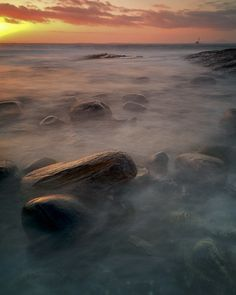 Image of the week More Images, Image Photography, Waves, Celestial, Sunset, Landscape, Studio, Color, Outdoors