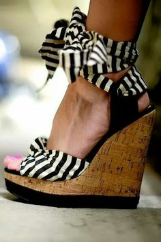 #Shoes3 #Wedges Magical High Heels Shoes