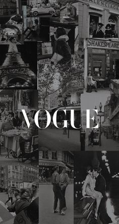 french vogue...