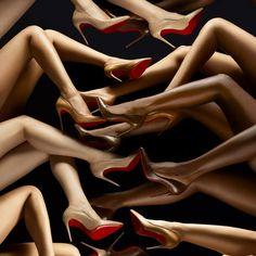 Christian #Louboutin #Nudes