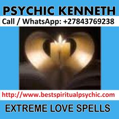 Powerful Bring Back Lover By Psychic Healer Kenneth