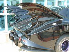 Bat mobile Limo #5 敵を追いかけるには車体が長すぎるリムジン・バットモービル - GIGAZINE