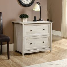 Lark Manor Edge Water 2 Drawer Lateral File