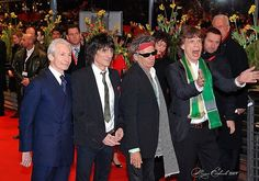 Rolling Stones Reuniting For Four Live Shows