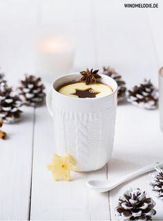 recipe apple cinnamon punch winter drink maple syrup