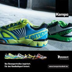 dd323f8817 Nuevos modelos de Kempa para este 2014. Ya disponibles en nuestra tienda  física y online: www.puntofuerte.es ¡Elige tu color y hazte con ellos!