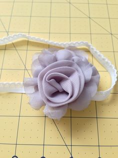 How to Make Pretty Headbands for Your Little Girl