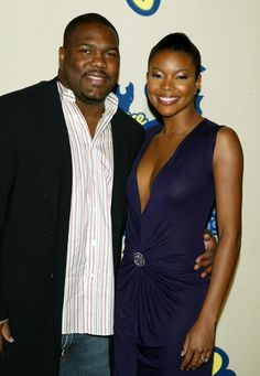 Gabrielle Union Photos Photos - Actress Gabrielle Union and husband Chris Howard arrive at the 2004 Spike TV Video Game Awards at Barker Hanger on December 14, 2004 in Santa Monica, California. - 2004 Spike TV Video Game Awards - Arrivals