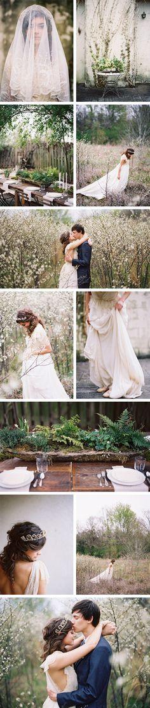 A nature-inspired wedding // Photos by Tex Petaja // FOXINTHEPINE.COM