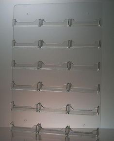Clear 18-Pocket Wall-Mount Business Card Holder 20021 Business Card Displays, Business Card Holders, Business Cards, Hobby Lobby, Wall Mount, Kitchen Decor, Pocket, Lipsense Business Cards, Wall Installation