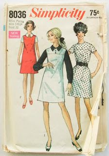 S8036 - Gertie's New Blog for Better Sewing: Vintage Pattern Giveaway from Prior Patterns!