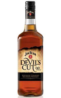 Jim beam devils cut bourbon whiskey 1 l 45 jim beam devil s cut jim beam devil s cut jim beam devil s cut kentucky straight bourbon whiskey … Scotch Whiskey, Bourbon Whiskey, Bourbon Drinks, Cocktail Drinks, Alcoholic Drinks, Champagne, Fru Fru, Spiritus, Jim Beam
