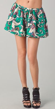 These scream Man Repeller... too bad I hate Paisley print, WHY is it everywhere this season?
