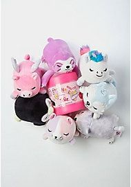 Squishmallows For Justice Surprise Pack Series 2 16322012 Girls Slumber Party Holiday Gift Card Tween Girls