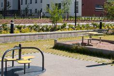 Ideakuvat | Rudus Paving Stones, Sidewalk, Golf, Side Walkway, Walkway, Flooring, Walkways, Turtleneck, Pavement