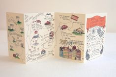 Bespoke Illustrated Wedding Invitation