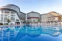 Sea Planet Resort en Spa-SIDE-TURKIJE