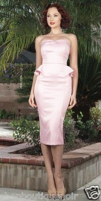 Stop Staring! Elegance Dress in Dusty Pink NEW *FREE SHIPPING & A FREE GIFT!*