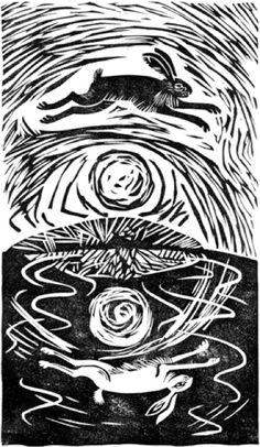 Celia Hart - Flying Hare