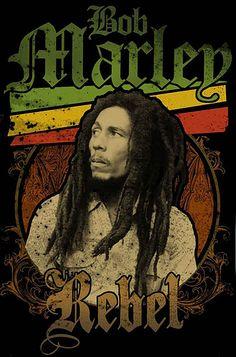 Bob Marley Eternal Rebel