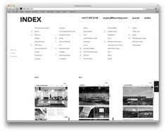 Fearon Hay Website - Minimalissimo