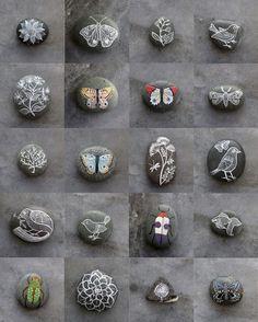 Inspire Bohemia: Painted Rocks