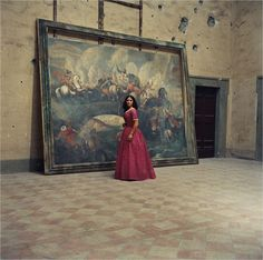 Claudia Cardinale in The Leopard by Luchino Visconti, 1963
