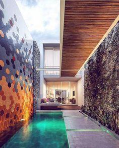 """2,468 """"Μου αρέσει!"""", 5 σχόλια - Contemporary Home (@contemporaryhome) στο Instagram: """"Casa Peter 66 designed in #Mexico by Henry Ponce Arquitectos"""""""