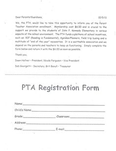 219 Best Pta Images On Pinterest In 2018 Pta Budget Template And