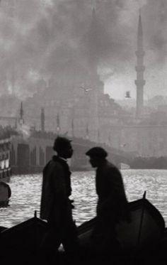 Ara Güler, Lost In Istanbul, 1955.
