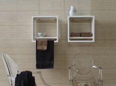 Wall-mounted towel warmer MONTECARLO | Towel warmer Elements Collection by Tubes Radiatori | design Peter Jamieson