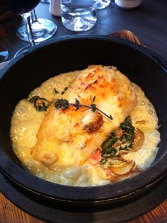 Cancato, un plato típico del sur de Chile!