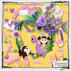 Kit - Pequena Princesa by Fa Maura