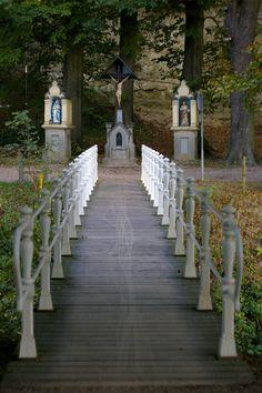 Oud Valkenburg, Zuid-Limburg.