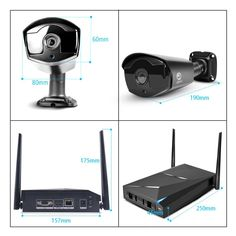 Protect Your Home or Business with CCTV Security Systems Cctv Camera Price, Camera Prices, Wireless Security Camera System, Cctv Security Systems, Protecting Your Home, Surveillance System, Ip Camera, Mobiles, Wifi