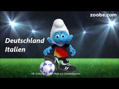 Fußball EM⚽Der Fluch wird heute gebrochen⚽ Deutschland - ItalienSchlum...