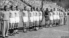 Italy- Winners of 1934 World Cup.   Facebook: facebook.com/FloridaYouthSoccer Twitter: @FYSA Soccer Website: www.fysa.com