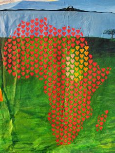 africa in hearts