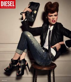 Coco Rocha | Photo Daily | Model Diary