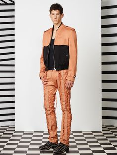 Jean Paul Gaultier Spring/Summer 2015 Collection image Jean Paul Gaultier Men 2015 Spring Summer Collection 021