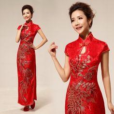 Vestidos chinos de moda                                                                                                                                                                                 Más