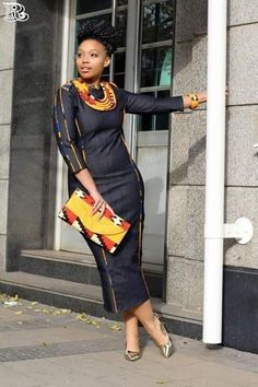 AfroMods Nyoru Collection and best African fabric - Reny styles